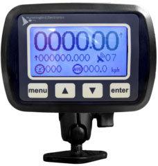 GPS/GLONASS Trip Meter